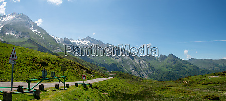 col aubisque in the french pyrenees