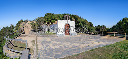la gomera chapel ermita de