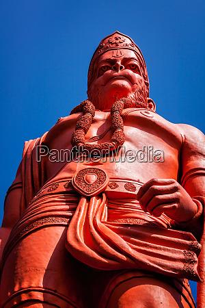 worlds tallest statue of lord hanuman