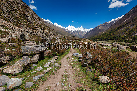 old trade route to tibet from