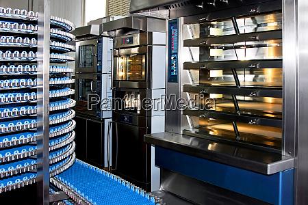 bakery production