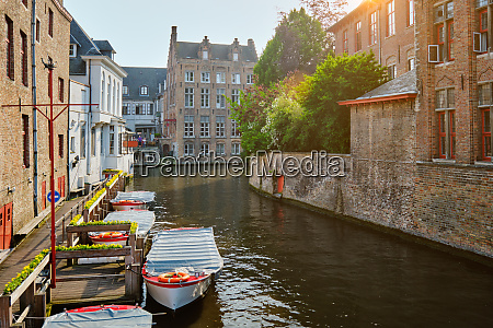famous place in bruges belgium