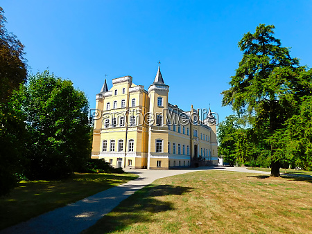 palaces and palaces of the nordwestuckermark