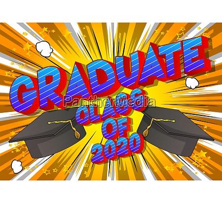 graduate class of 2020
