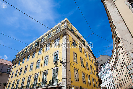 lisbon portugal may 2018 architecture