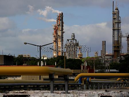 petrochemical industry in camacari