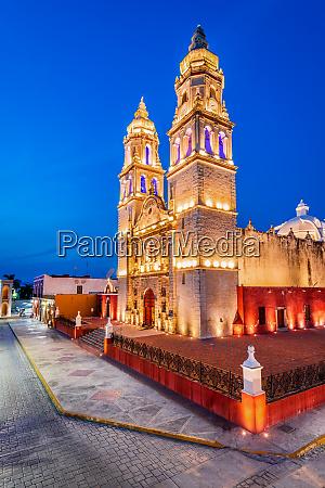 campeche mexico san francisco
