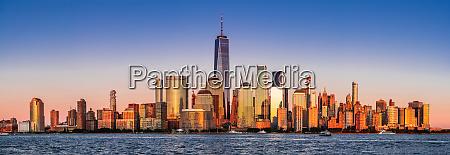 new york city manhattan united