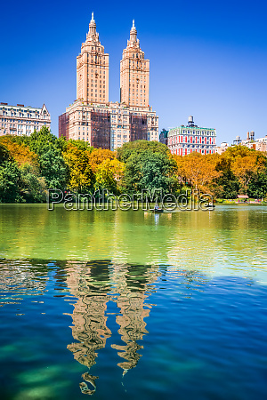 new york city central park and