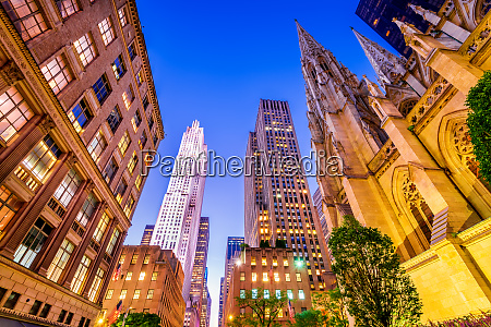 new york usa st patrick