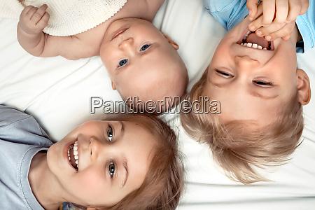 lovely kids portrait