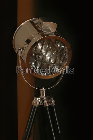 retro reflector on tripod