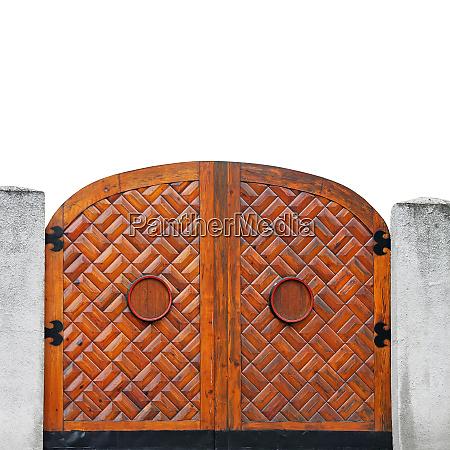 door isolated