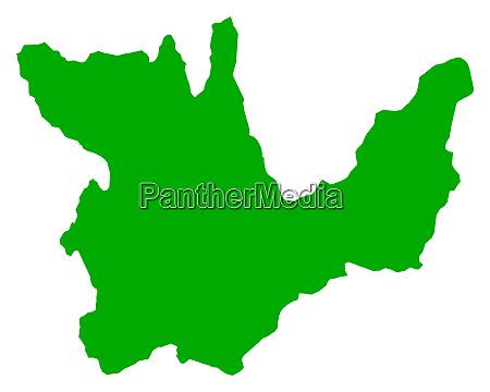 map of huanuco