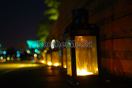 street light image