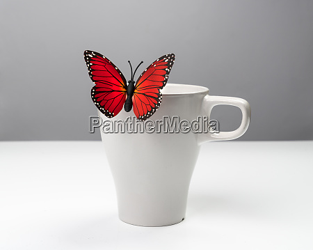 fake butterfly