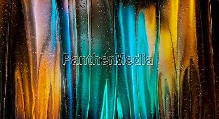 colorful abstract wave background with water
