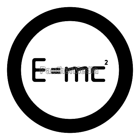 emc squared energy formula physical law