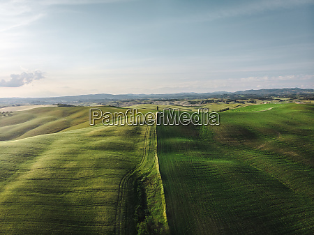 aerial view of create senesi siena