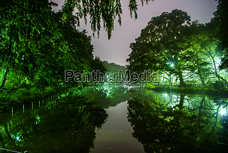 inokashira park which was wrapped in