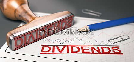 dividends distribution of profits by a