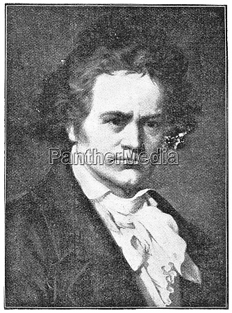 portrait of a german composer and