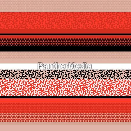 fun and cool stripe texture seamless