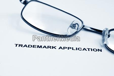 trademark application