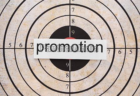 promotion target