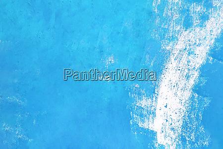 cyan painted grunge texture