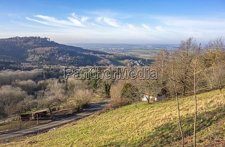 around waldenburg in hohenlohe