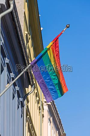 rainbow flag equality