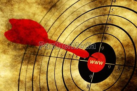 dart on www grunge target