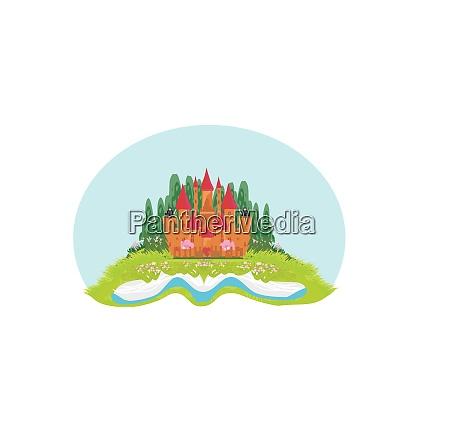 magic world of tales fairy castle