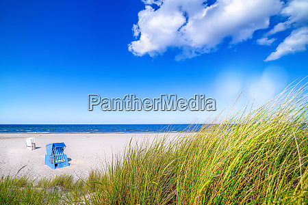 summer at the baltic sea with