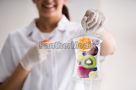 iv drip vitamin infusion therapy