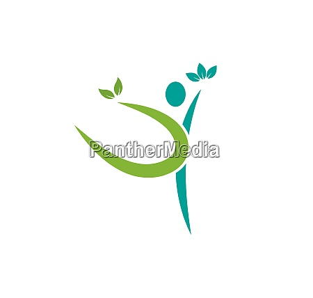 healthy, life, medical, logo, template, vector - 28594845
