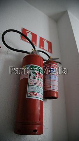 condominium fire extinguisher