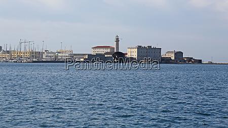 la, lanterna, lighthouse - 28605689