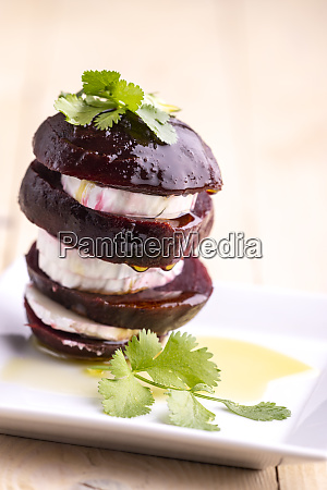 beetroot slices