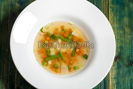 vegetable, soup - 28607301