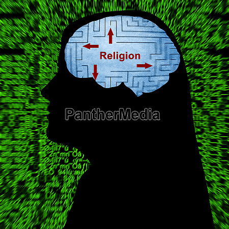 religion in mind concept