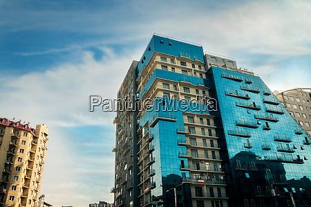 residential apartments building batumi georgia