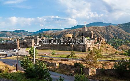 rabati fortress in georgia caucasus