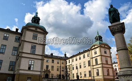 stockholm architecture sweden capital city