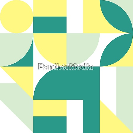 colorful abstract geometric background seamless pattern