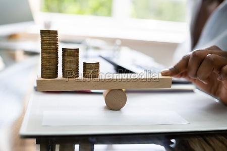 african american financial saving balance
