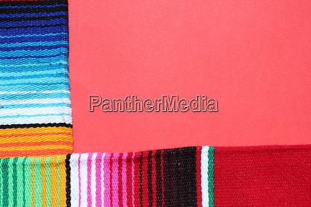 poncho mexican cinco de mayo rug