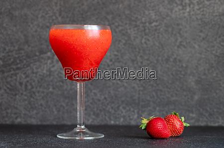 classic strawberry margarita