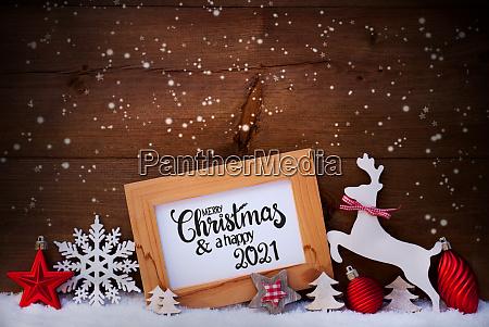 tree snowflakes snow ball merry christmas